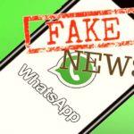 WhatsApp prueba a combatir las Noticias Falsas – Fake News